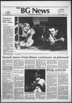 The BG News April 14, 1982