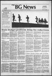 The BG News April 15, 1982