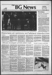 The BG News April 21, 1982