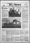 The BG News April 22, 1982