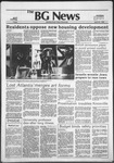 The BG News April 23, 1982