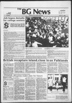 The BG News April 27, 1982