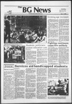 The BG News May 7, 1982