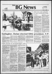 The BG News May 11, 1982