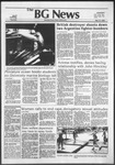 The BG News May 13, 1982