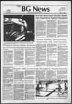 The BG News May 13, 1982