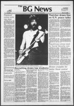 The BG News May 18, 1982