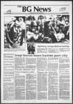 The BG News May 26, 1982