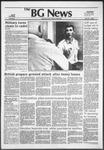The BG News May 27, 1982