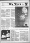 The BG News July 7, 1982
