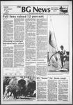 The BG News July 28, 1982