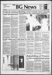 The BG News August 11, 1982