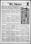 The BG News August 18, 1982