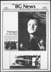 The BG News August 29, 1982