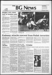 The BG News September 9, 1982