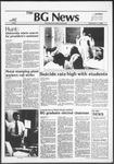 The BG News September 17, 1982