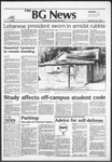 The BG News September 24, 1982