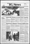 The BG News September 28, 1982