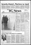 The BG News September 29, 1982
