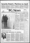 The BG News September 29, 1982
