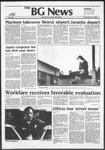 The BG News September 30, 1982