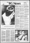 The BG News October 1, 1982