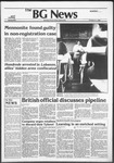 The BG News October 6, 1982