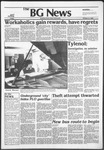 The BG News October 8, 1982