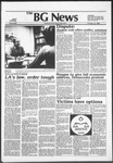 The BG News October 13, 1982