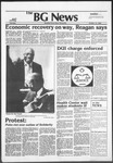 The BG News October 14, 1982