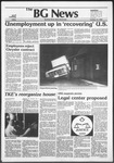 The BG News October 15, 1982