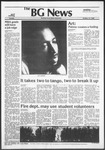 The BG News October 19, 1982