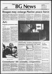 The BG News October 20, 1982