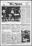 The BG News October 21, 1982