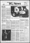 The BG News October 29, 1982