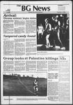 The BG News November 2, 1982