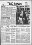 The BG News November 5, 1982