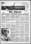 The BG News November 16, 1982