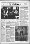 The BG News November 18, 1982