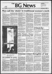 The BG News November 19, 1982