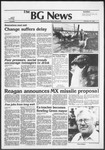 The BG News November 23, 1982