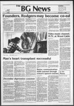 The BG News December 3, 1982