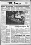 The BG News December 7, 1982