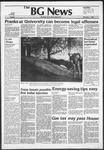 The BG News December 7, 1982