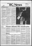 The BG News December 8, 1982
