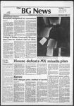 The BG News December 8, 1982