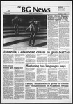 The BG News December 9, 1982