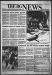 The BG News January 12, 1983