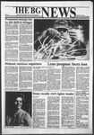 The BG News January 14, 1983
