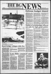 The BG News January 18, 1983